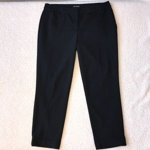 Express Cropped Editor Pants